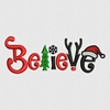Picture of Christmas Believe