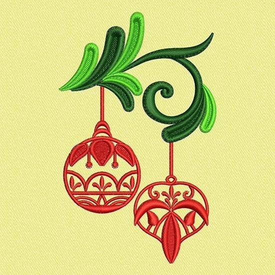 Picture of Christmas Ornament