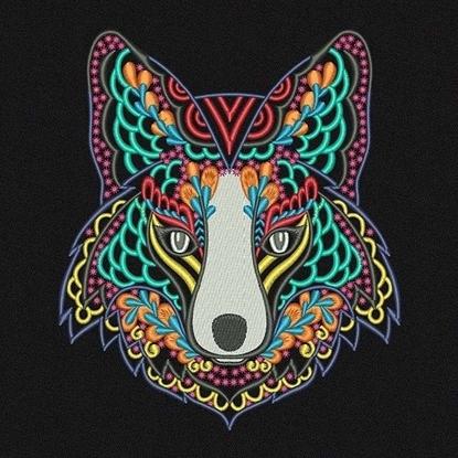 Imagen de Ethnic Wolf